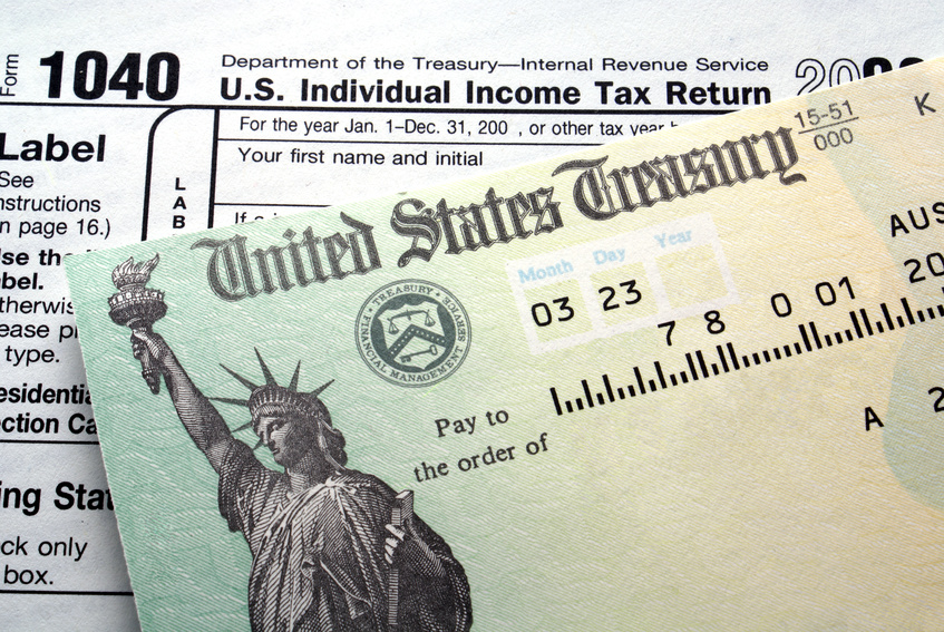 How to Write a Check to the IRS