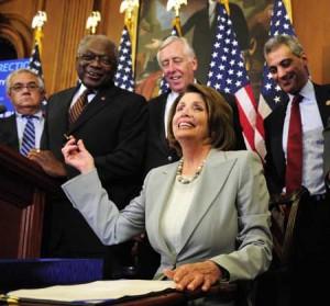 signing stimulus