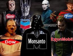 corporate evil