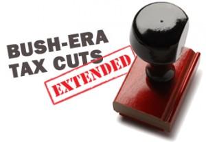 bush tax